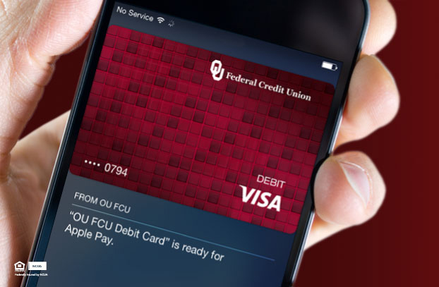 OU Federal Credit Union Apple Pay